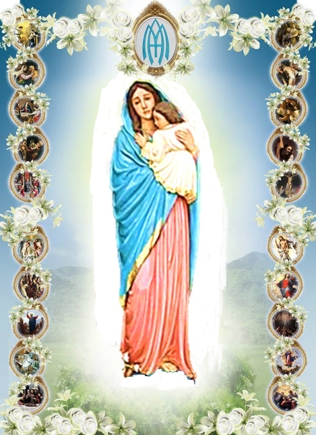All For the Love of Our Lady